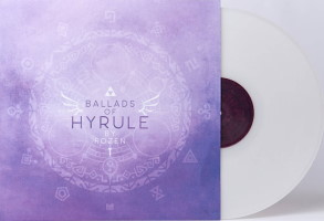 "Vinyle ""Ballads of Hyrule"""