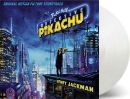 """Bande originale """"Pokémon: Détective Pikachu"""" en vinyles"""