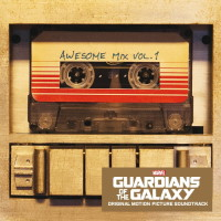 "Vinyle ""Guardians of The Galaxy: Awesome Mix Vol. 1"""