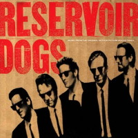 "Bande originale ""Reservoir Dogs"" en vinyle"