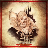 "Vinyles ""Castlevania : Symphony Of The Night"""