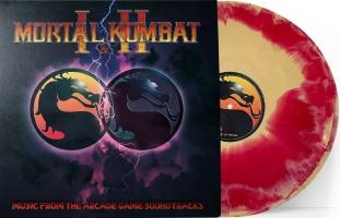 """Vinyles """"Mortal Kombat 1 & 2"""""""