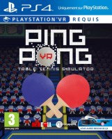 VR Ping Pong: Table Tennis Simulator (PS VR)