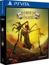 War Theatre édition limitée (PS Vita)