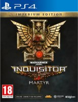 Warhammer 40.000 : Inquisitor Martyr édition Imperium (PS4)
