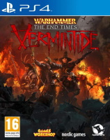 Warhammer The End Times: Vermintide (PS4)