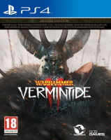 Warhammer: Vermintide II édition Deluxe (PS4)