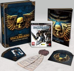 Warhammer 40000 : Space Marine édition collector (PS3)
