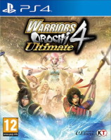 Warriors Orochi 4 Ultimate (PS4)