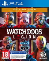 Watch Dogs Legion édition Gold (PS4)