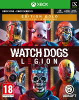 Watch Dogs Legion édition Gold (Xbox One)