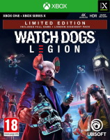 Watch Dogs: Legion édition limitée (Xbox One)