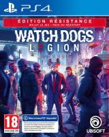 Watch Dogs Legion édition Résistance (PS4)