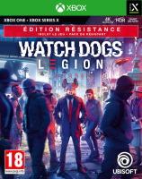Watch Dogs Legion édition Résistance (Xbox One)