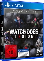 Watch Dogs Legion édition Ultimate (PS4)