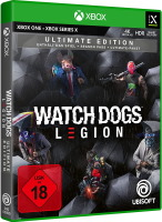Watch Dogs Legion édition Ultimate (Xbox)