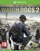 Watch_Dogs 2 édition gold (Xbox One)
