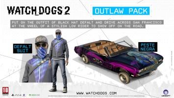 """DLC """"Pack Hors-la-loi"""" pour Watch_Dogs 2"""