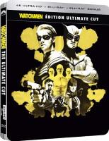 Watchmen édition Ultimate Cut steelbook (blu-ray 4K)