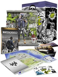 "Watch_Dogs 2 édition collector ""The Return of Dedsec"""