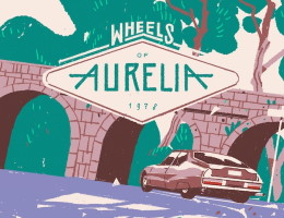 Wheels Of Aurelia (Windows, Mac)