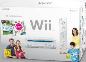 Console Wii Family Edition