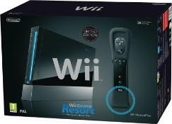 console wii noire