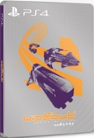 """Steelbook """"WipEout Omega Collection"""" (PS4)"""