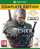 The Witcher 3 : Wild Hunt édition jeu de l'année (Xbox One)