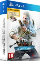 "The Witcher 3 : Wild Hunt extension ""Hearts of Stone"" édition limitée (PS4)"
