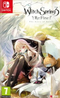 WitchSpring 3 [Re:Fine] The Story of Eirudy (Switch)