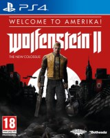 """Wolfenstein II : The New Colossus édition """"Welcome to Amerika"""" (PS4)"""