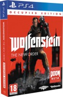 "Wolfenstein : The New Order édition collector ""occupied"" (PS4)"