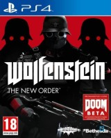 Wolfenstein : The New Order (PS4)