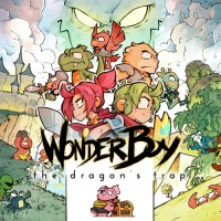 Wonder Boy: The Dragon's Trap (PC, Mac, Linux)