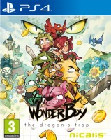 Wonder Boy : The Dragon's Trap (PS4)