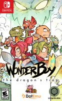 Wonder Boy : The Dragon Trap (Switch)
