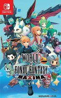 World of Final Fantasy Maxima (Switch)