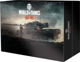 World of Tanks édition collector (PS4, Xbox One, PC)