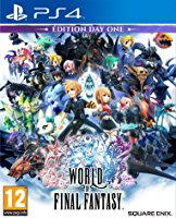 World of Final Fantasy édition Day One (PS4)