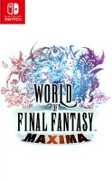 World of Final Fantasy Maxima (Switch)