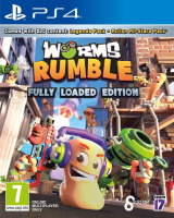 Worms Rumble: Fully Loaded Edition (PS4)