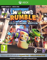 Worms Rumble: Fully Loaded Edition (Xbox One / Series X)