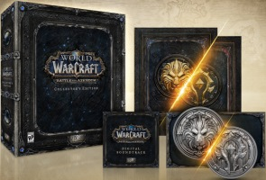 World of Warcraft : Battle for Azeroth édition collector (PC)