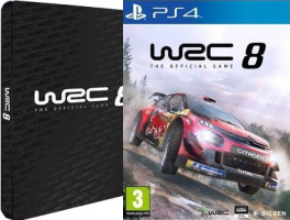 WRC 8 édition collector (PS4)