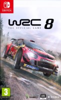WRC 8 (Switch)