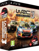 Bundle WRC 3 + volant (PS3)