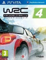 WRC 4 (PS Vita)