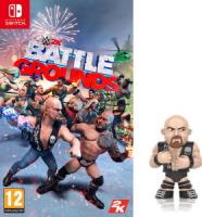 WWE 2K Battlegrounds (Switch) + Funko Mini offerte