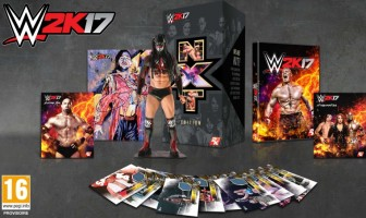 WWE 2K17 édition collector